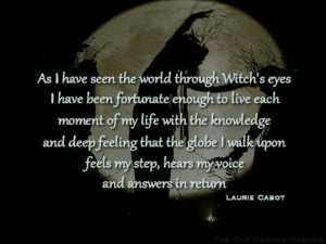 Through Witches Eyes