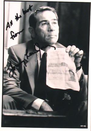 Autographs Actor Last Names