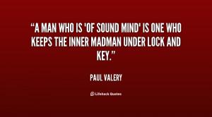 Sound Mind Quotes