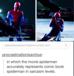 ... great sarcasm comes great responsibility | Funny Pictures and Quotes