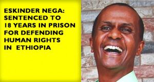 ... to the Ethiopian authorities to release Eskinder Nega immediately