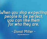 When You Stop Expecting...