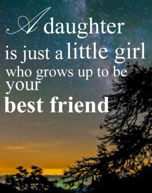 Sentimental mom quotes from daughter #mom Little Girls, Best Friends ...