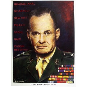 Chesty Puller Poster