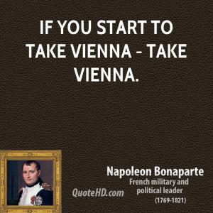 Quotations Napoleon