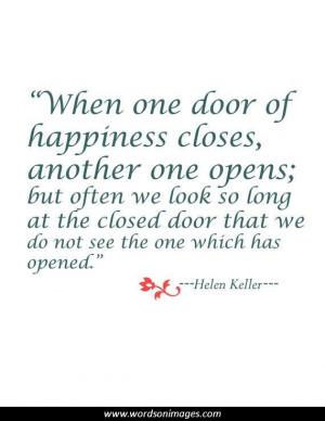Helen keller quot...
