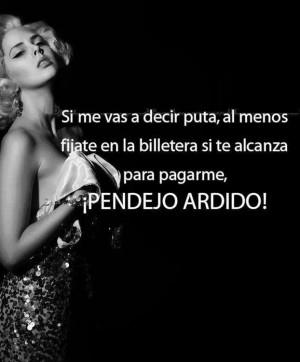 Así, Frases De Mujer Chingona, Frases Matona, Así Meroooo, Dicho De ...