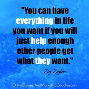 Weekly Inspirational Quotes August 18, 2014: Zig Ziglar, Corita Kent ...