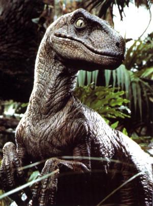 Jurassic Park Velociraptor (Movie Monster)