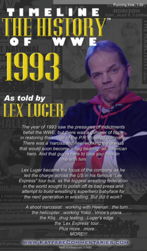 KC Timeline History Of WWE 1993 With Lex Luger WEBRip x264 19977