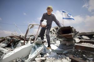 Israeli Government Demolishes Homes in West Bank Settlement