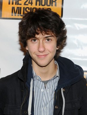 Nat Wolff Actor Nat Wolff attends the after party following the 2011 ...