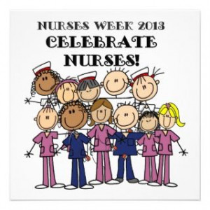 Nurses Week T-Shirts