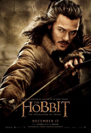 Luke Evans/Bard the Bowman - The Hobbit: The Desolation of Smaug | Hi ...