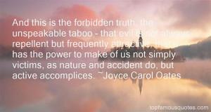 Favorite Joyce Carol Oates Quotes