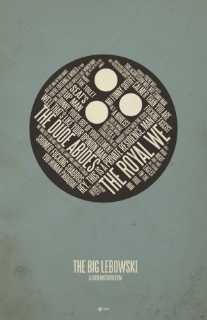 Memorable Quotes In Equally Memorable Typographic Art Posters By Jerod ...