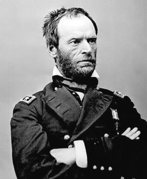 William T. Sherman: Man of the Year