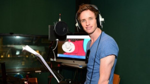 Eddie Redmayne to voice 'Thomas the Tank Engine' character