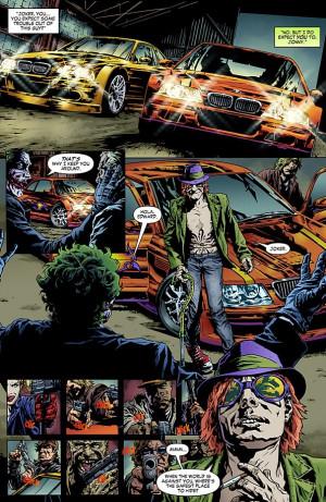 Re: Lee Bermejo's and Brian Azzarello Graphic Novel Preview