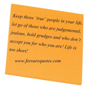 Quotes about those who are judgemental