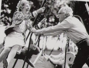 love old people. I do not know why.