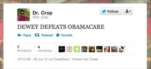 From funniest Quotes about Obamacare
