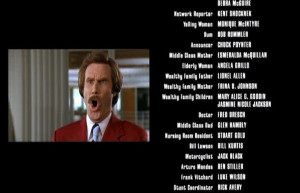Anchorman The Legend of Ron Burgundy Quotes and Sound Clips