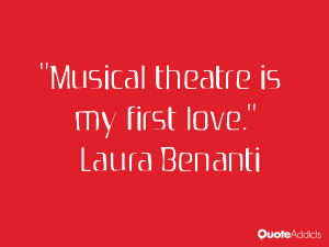 Musical theatre is my first love.. #Wallpaper 3