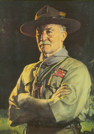 Lord Robert Baden Powell - Founder of Scouting