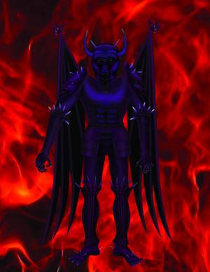 Evil Demonic Pictures