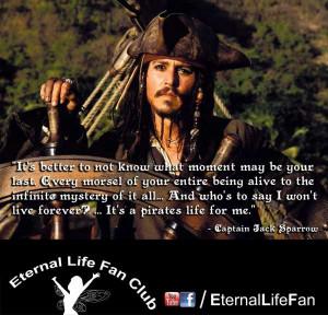 Jack Sparrow Movie Quotes