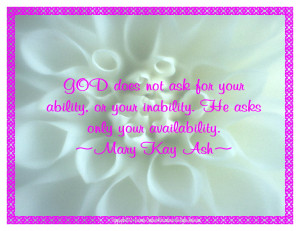 Displaying 18> Images For - Mary Kay Quotes On Attitude...