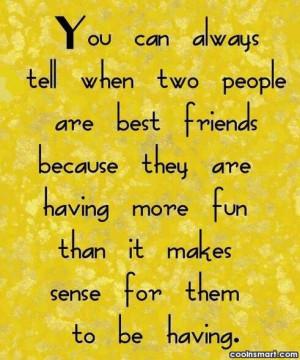 Best Friend Quotes | Trusper