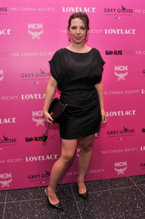 Heather Matarazzo Photos - 'Lovelace' Cinema Society and MCM With Grey ...