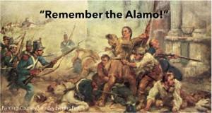 Remember the Alamo Quote