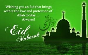 eid mubarak sms the festival of eid brings much happiness