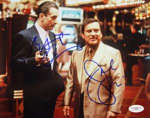 Joe Pesci Casino Robert deniro & joe pesci
