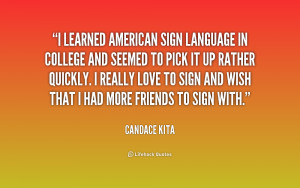 American Sign Language Quotes -american-sign-language-in