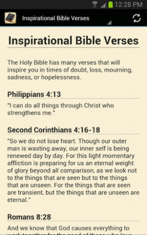 Best Bible Verses by Topic is a free application which brings you the ...