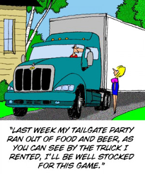 BLOG - Funny Semi Truck Pictures