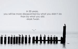 quotes piers seagulls mark twain inspirational motivation motivational ...