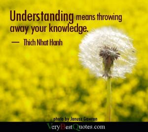 quotes knowledge understanding