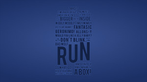 Tardis - Doctor Who Quotes by LucasZanella