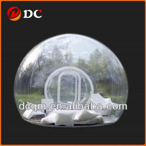 Big Transparent Camping Inflatable Bubble Tent Camping Tent Quotes