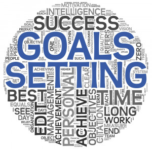Goal Setting – Part 1