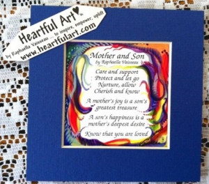 quotes mother to mother for her sons mother and son quotes from mother ...