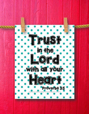 ... Bible Verse Sign - Scripture Art - Framed Quotes - Printable Teen Girl