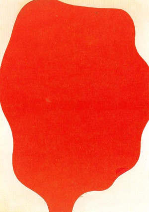 Ellsworth Kelly Orange Form Ellsworth Kelly, Modern Art, Kelly Orange ...