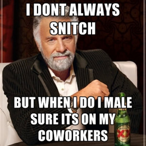 Funny Co Worker Meme