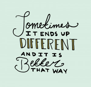 What Makes All The Difference